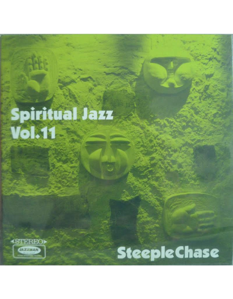 Various – Spiritual Jazz 11: SteepleChase 2LP