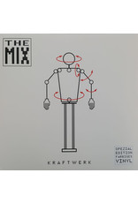 Kraftwerk ‎– The Mix (White Vinyl) 2LP