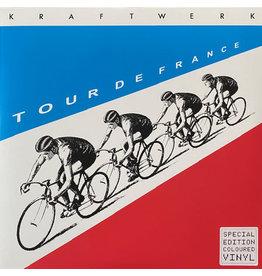 Kraftwerk – Tour De France (Red/Blue Vinyl) 2LP