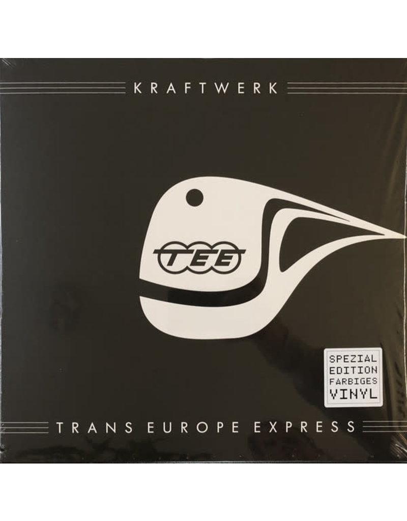 Kraftwerk – Trans Europe Express (Clear Vinyl) LP