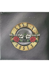 Guns N' Roses ‎– Greatest Hits (Limited Edition Gold With White & Red Splatter Vinyl) 2LP