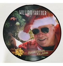 William Shatner – Shatner Claus – The Christmas Album (Picture Disc) LP
