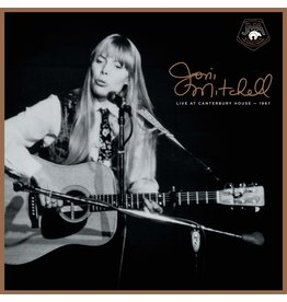 Joni Mitchell ‎– Live at Canterbury House 1967 3LP (2020)