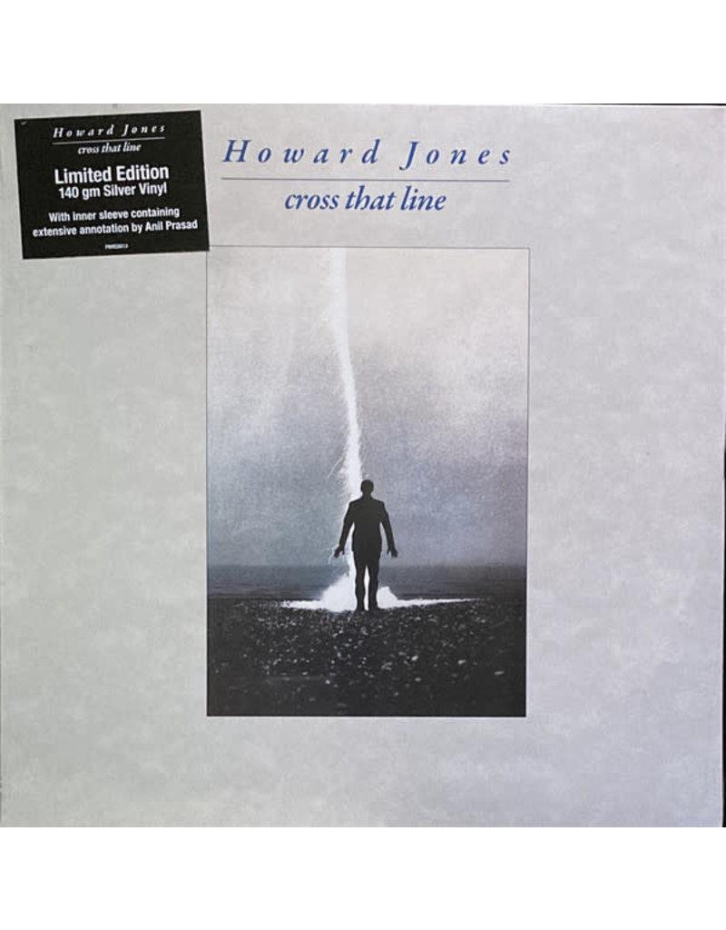 Howard Jones – Cross That Line (Silver Vinyl) LP