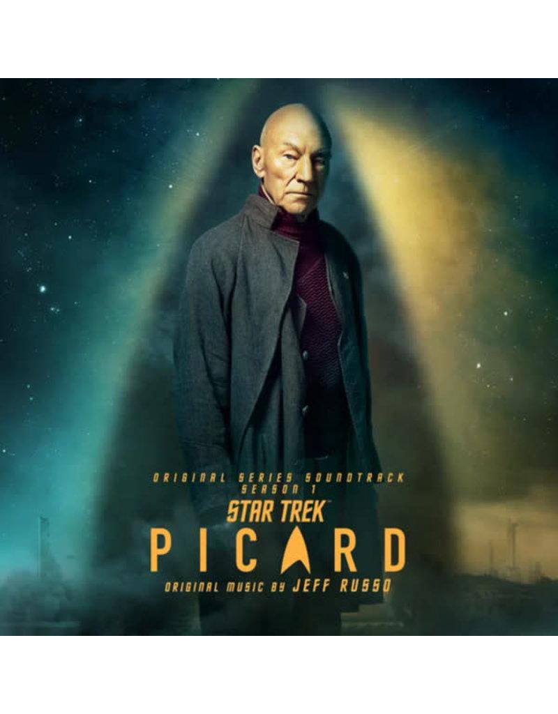 Jeff Russo – Star Trek: Picard: Season 1 (Original Series Soundtrack) 2LP
