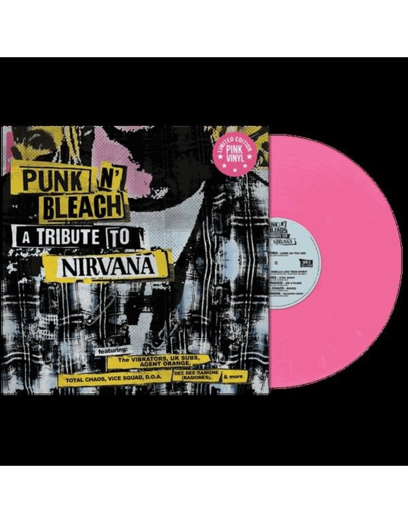 Various – Punk N' Bleach – A Tribute To Nirvana LP