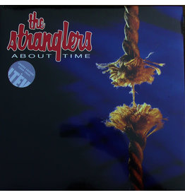 RK The Stranglers - About Time LP (2014 Reissue), Limited, White Vinyl