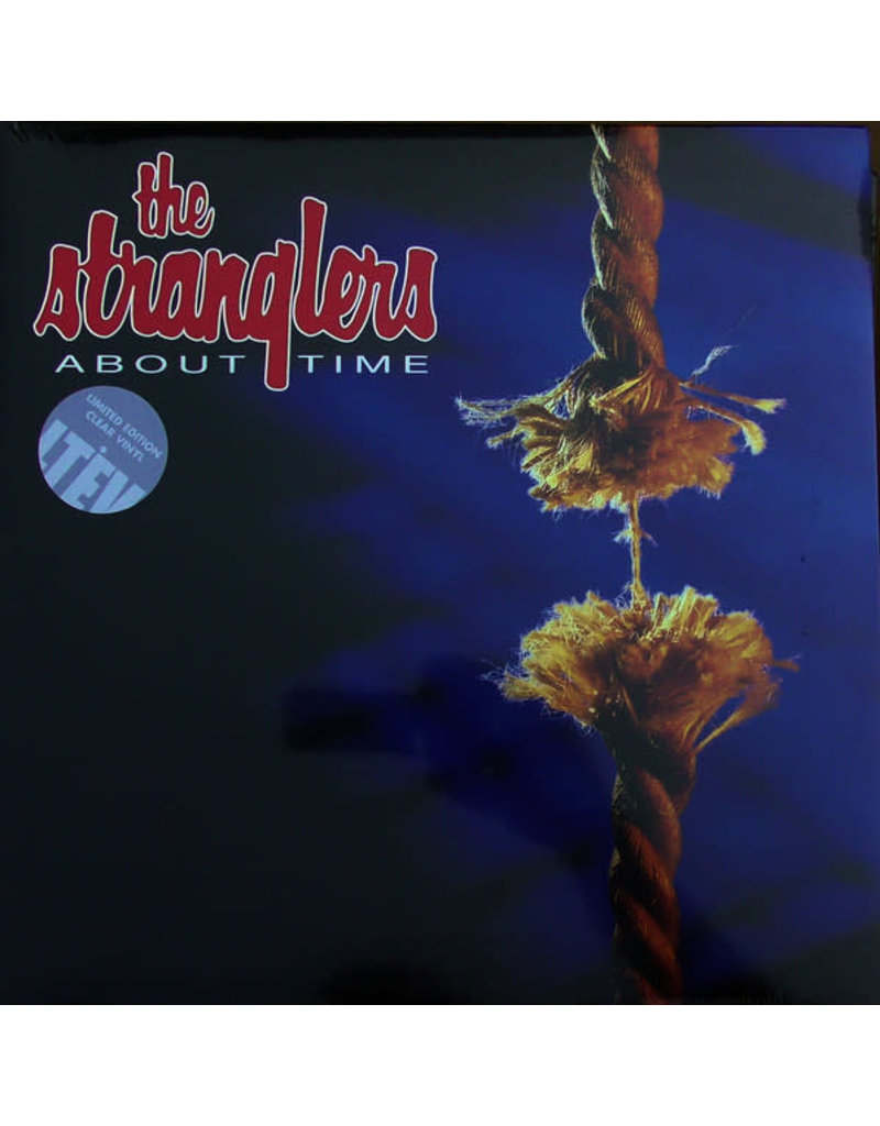 RK The Stranglers – About Time LP