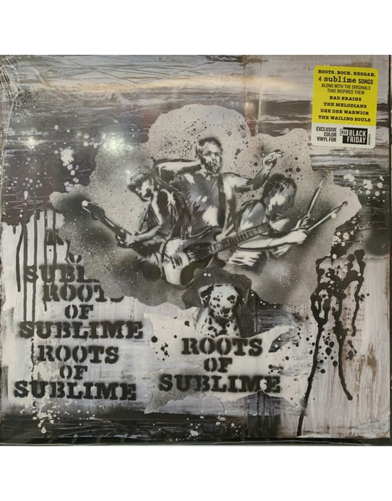 """Sublime - Roots Of Sublime 12"""" EP [RSD2019], Limited 3000, Grey Smoke, Compilation"""