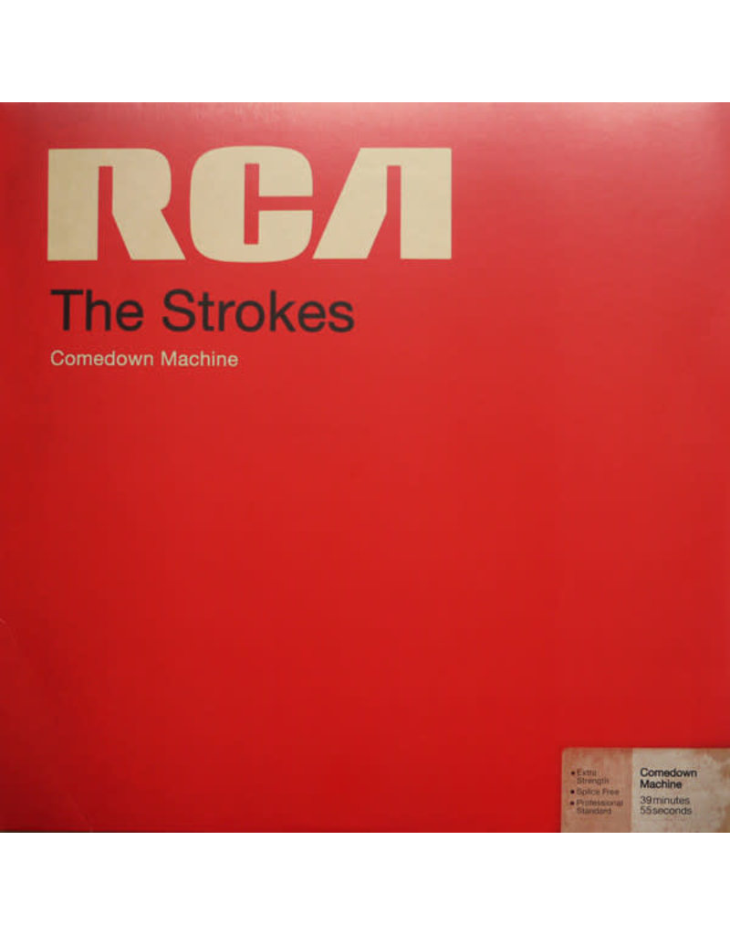 RK The Strokes - Comedown Machine LP (2013), 180g