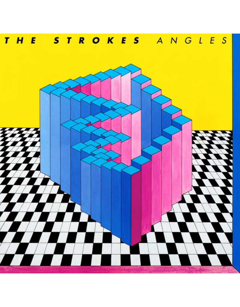 RK The Strokes ‎– Angles LP