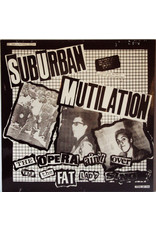 RK Suburban Mutilation – The Opera Ain't Over Til The Fat Lady Sings LP