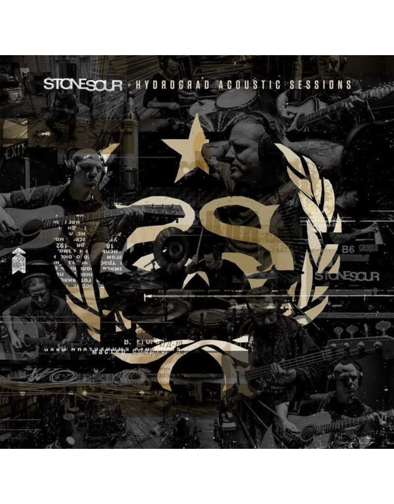 """RK Stone Sour – Hydrograd Acoustic Sessions 12"""""""