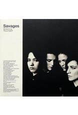 RK Savages - Silence Yourself LP (2013)