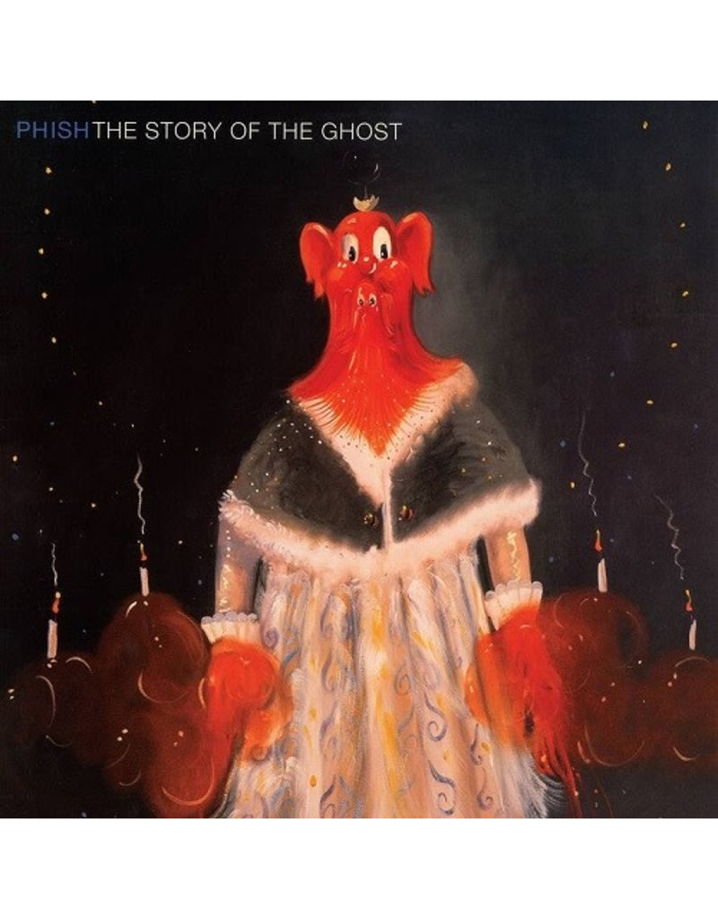 Phish ‎– The Story Of The Ghost 2LP