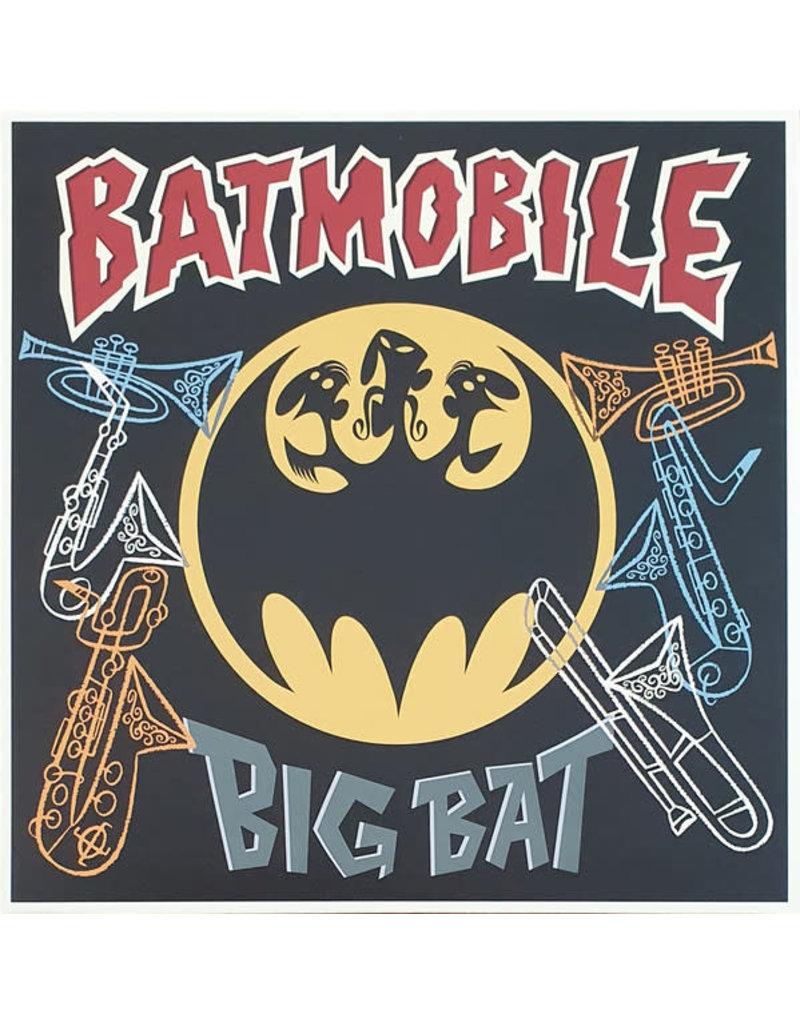 "Batmobile – Big Bat (Yellow Translucent Vinyl) 10"""
