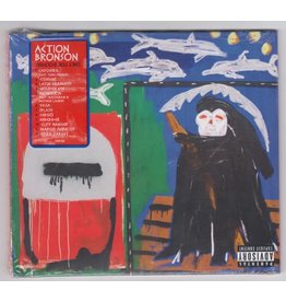 Action Bronson ‎– Only For Dolphins CD