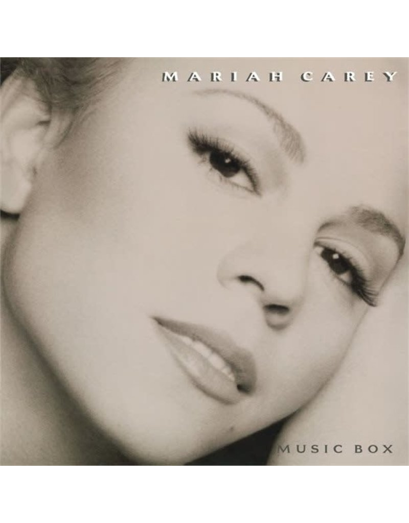 Mariah Carey ‎– Music Box LP
