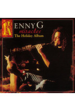 Kenny G ‎– Miracles - The Holiday Album LP