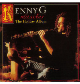 Kenny G – Miracles - The Holiday Album LP
