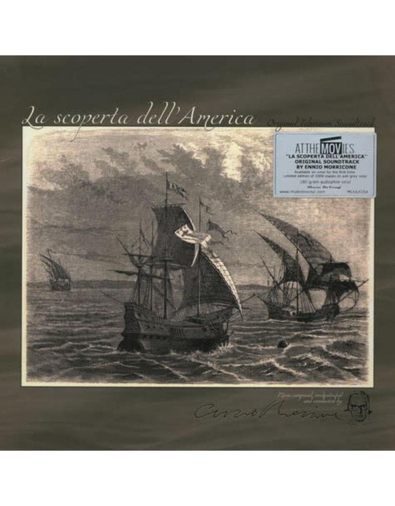 Ennio Morricone – La Scoperta Dell`America (Original Television Soundtrack) LP