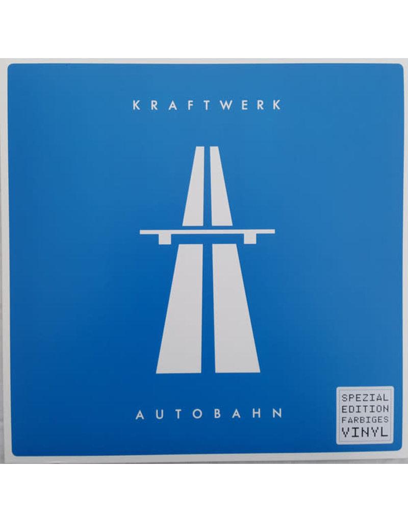 Kraftwerk – Autobahn (Blue Vinyl) LP