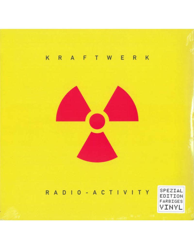 Kraftwerk – Radio-Activity (Yellow Vinyl) LP