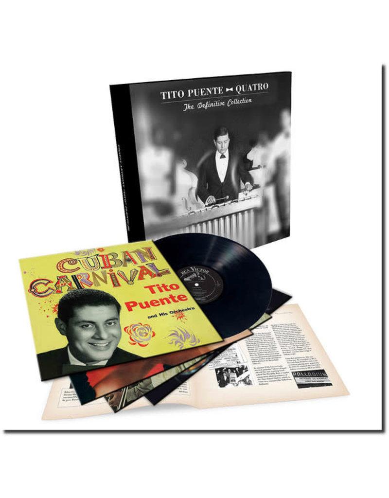 Tito Puente – Quatro The Definitive Collection 5LP BOX SET