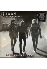 Queen + Adam Lambert – Live Around The World 2LP