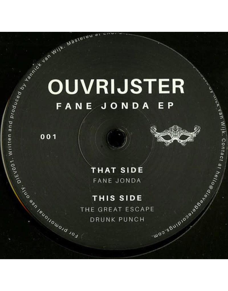 "Ouvrijster – Fane Jonda EP 12"""