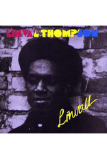 RG Linval Thompson ‎– Linvall LP