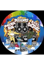 Various ‎– Tweeter Box Presents King Culture Vol 1 - Vintage Dubplates (Picture Disc) 12""