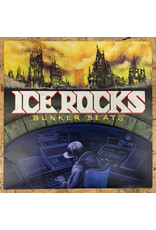 Icerocks DXA ‎– Bunker Beats 2LP