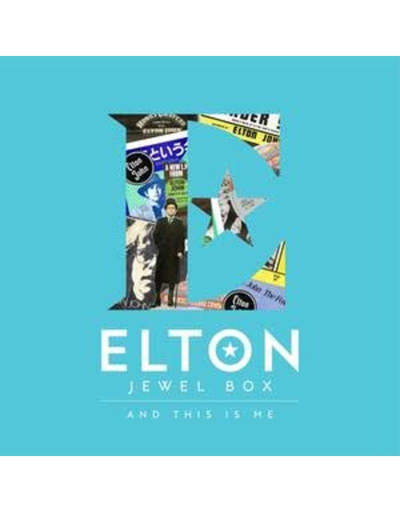 Elton John - Elton: Jewel Box (And This Is Me) 2LP (2020 Compilation), 180g
