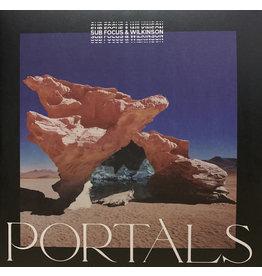 Sub Focus & Wilkinson – Portals 2LP