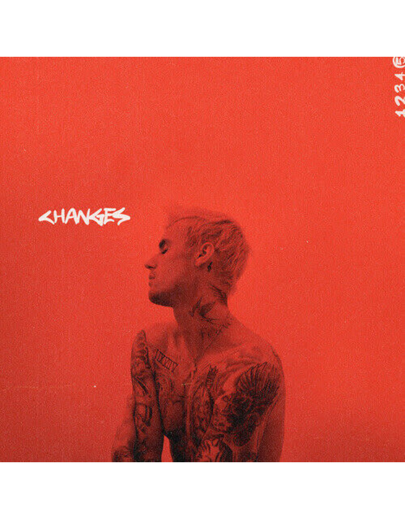 Justin Bieber – Changes 2LP