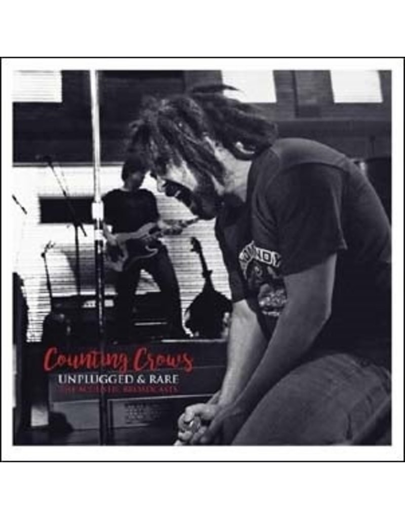 Counting Crows - Unplugged & Rare 2LP