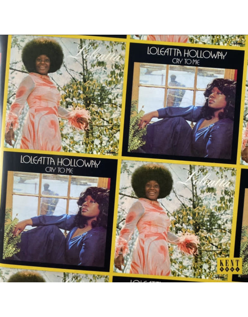 Loleatta Holloway – Loleatta / Cry To Me CD