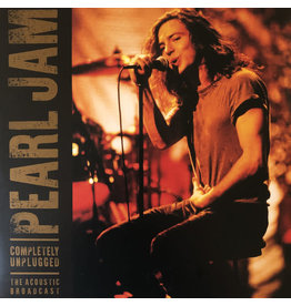Pearl Jam ‎– Completely Unplugged - The Acoustic Broadcast 2LP
