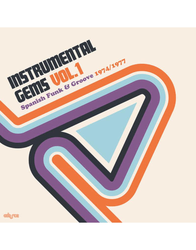 Various – Instrumental Gems Vol.1 - Spanish Funk & Groove 1974/1977 LP