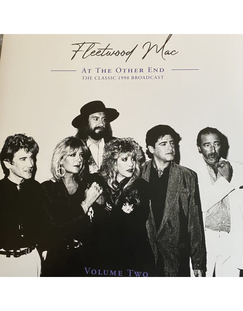 Fleetwood Mac ‎– At The Other End - The Classic 1990 Broadcast - Volume Two 2LP