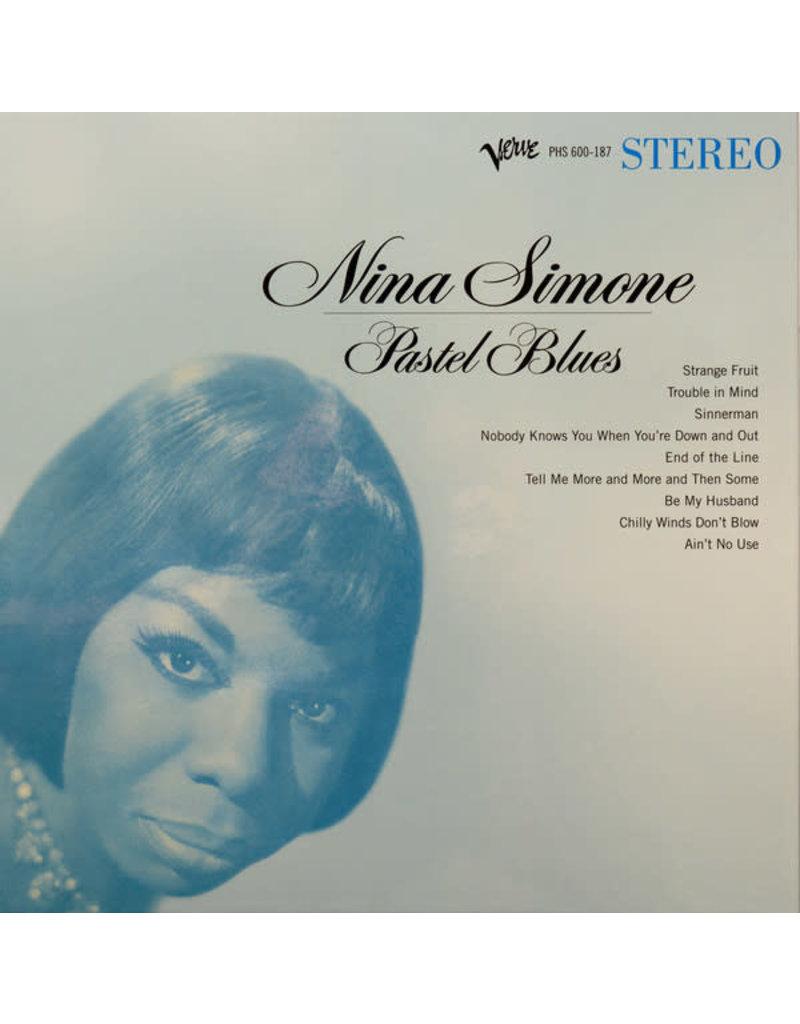 Nina Simone – Pastel Blues (Acoustic Sounds Series) LP