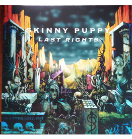 Skinny Puppy ‎– Last Rights LP