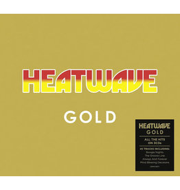 Heatwave – Gold 3CD