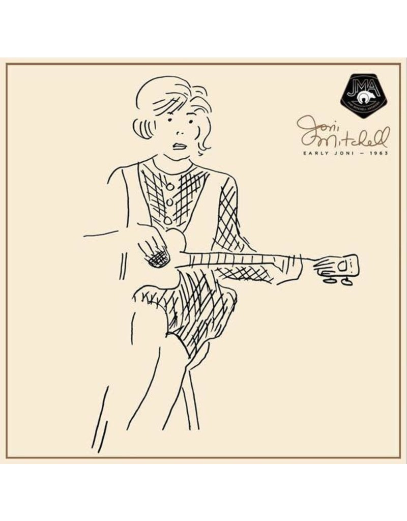Joni Mitchell ‎– Early Joni: 1963 LP