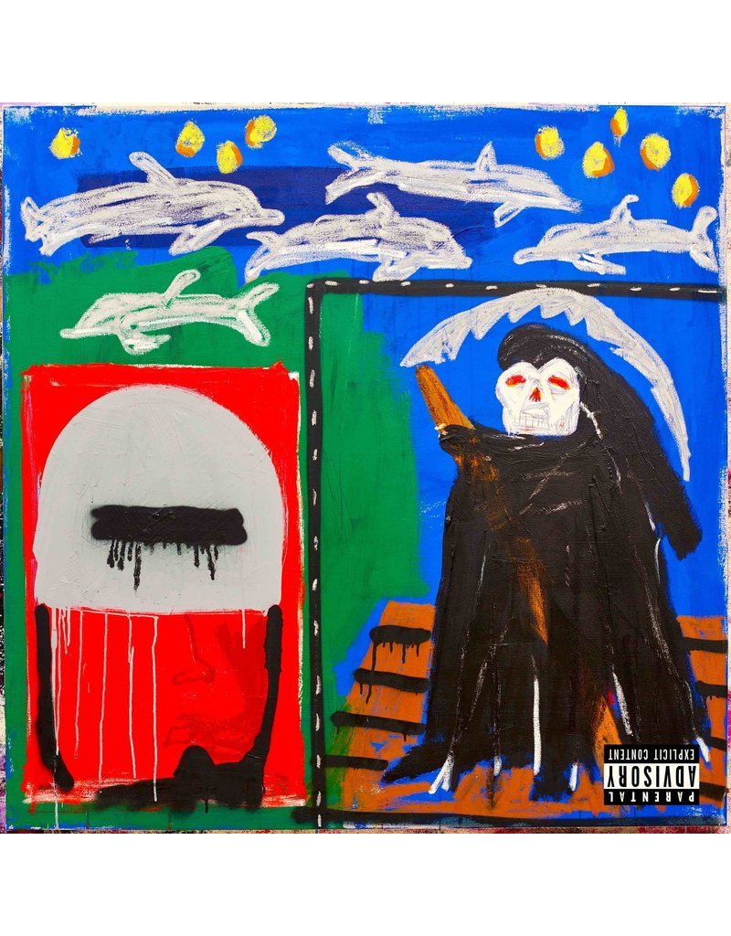 Action Bronson – Only For Dolphins LP (2020)