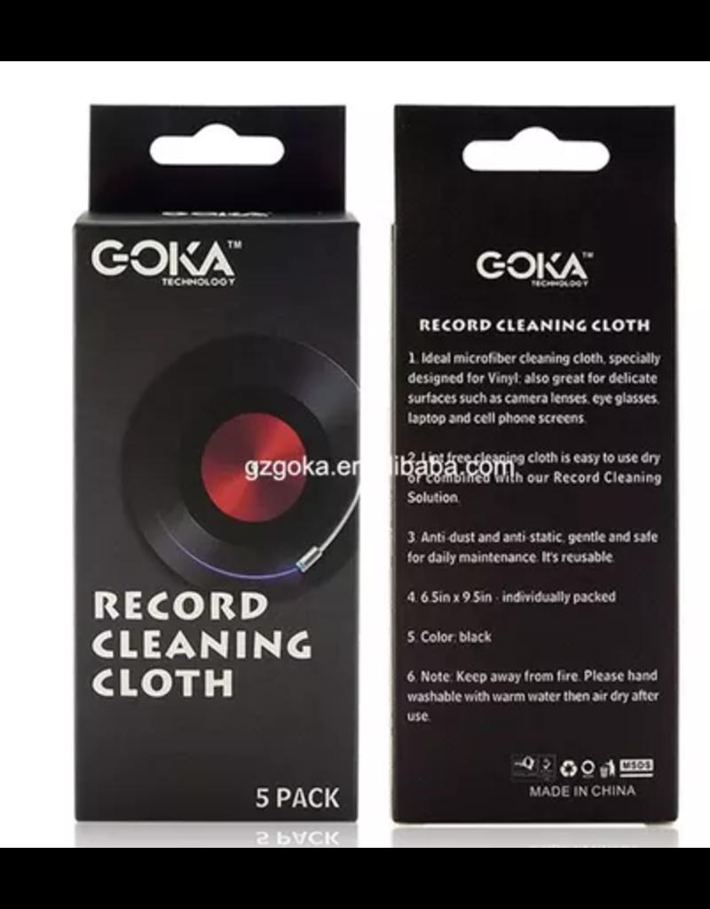 GOKA Record Cleaning Cloth