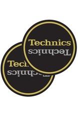 Technics Slipmat Gold Double Pack