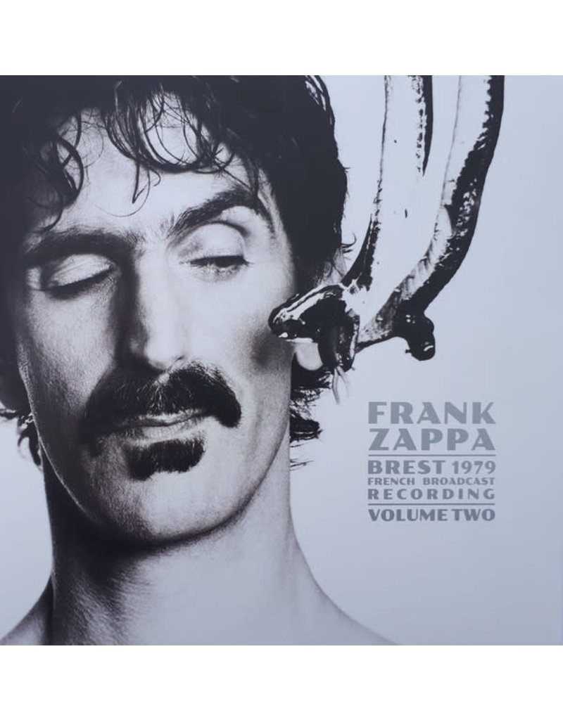 Frank Zappa ‎– Brest 1979 Volume Two (French Broadcast Recording) LP