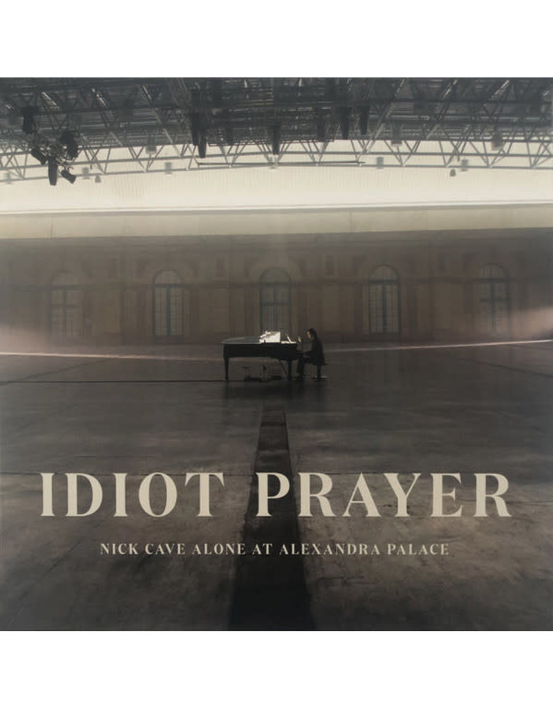 Nick Cave ‎– Idiot Prayer: Nick Cave Alone At Alexandra Palace 2LP